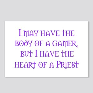 Heart of a Priest Postcards (Package of 8)