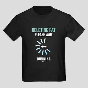 Gym Fitness Deleting Fat Shirt T-Shirt
