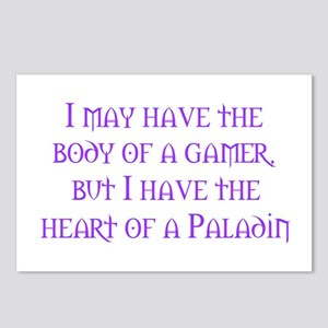Heart of a Paladin Postcards (Package of 8)