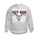HOT ROD V 8 Kids Sweatshirt