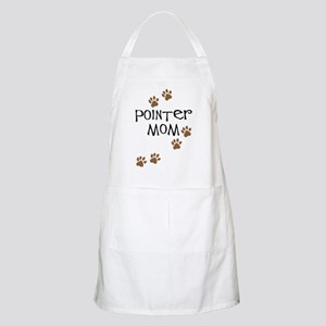 Pointer Mom BBQ Apron