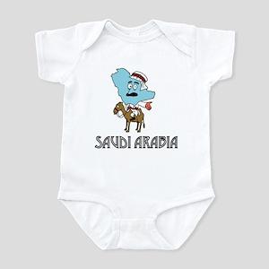 Saudi Arabia Fun Country Infant Bodysuit