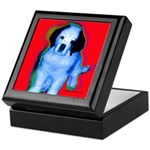 Saint Bernard Keepsake Box