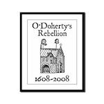 O'Doherty 1608-2008 Framed Panel Print