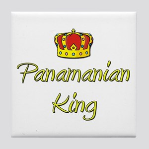 Panamanian King Tile Coaster