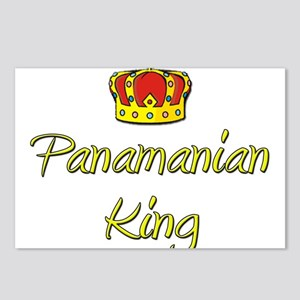 Panamanian King Postcards (Package of 8)