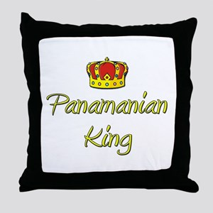 Panamanian King Throw Pillow