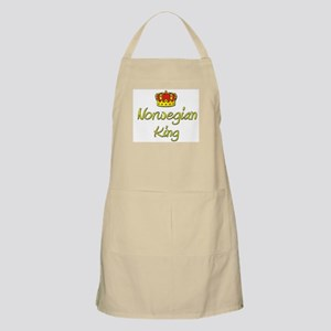 Norwegian King BBQ Apron