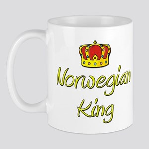 Norwegian King Mug