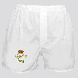 Nigerian King Boxer Shorts