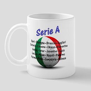 Serie A Mug