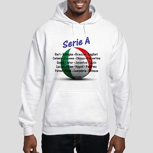 Serie A Hooded Sweatshirt