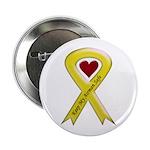 Keep My Airman Safe Ribbon Button