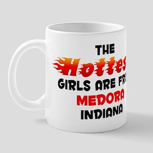 Hot Girls: Medora, IN Mug