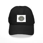 Real Cat Track Black Cap
