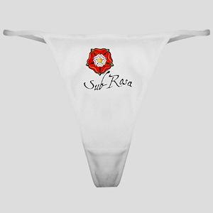 Sub-Rosa Classic Thong
