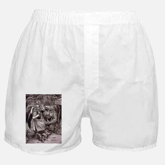 Grandmas's House Boxer Shorts
