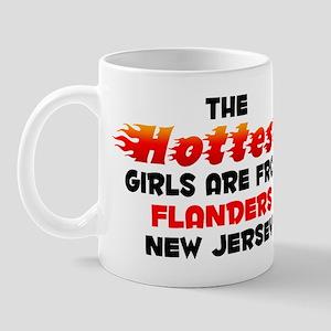 Hot Girls: Flanders, NJ Mug