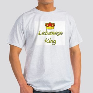 Lebanese King Light T-Shirt