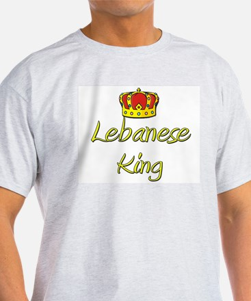 Lebanese King T-Shirt
