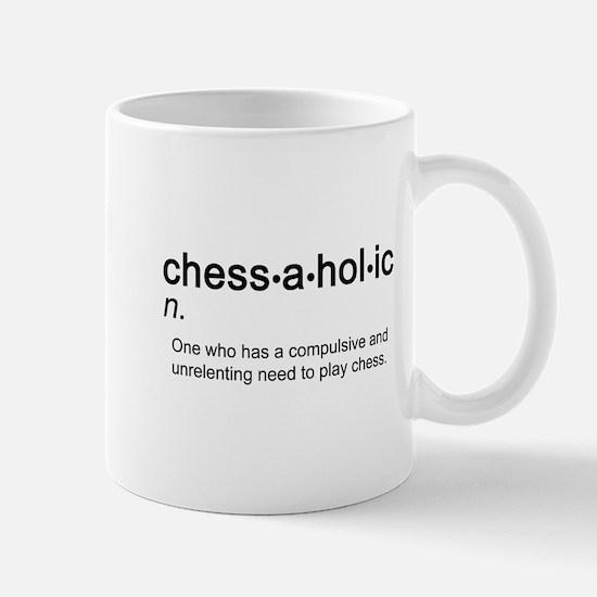 Chess Chessaholic Mug