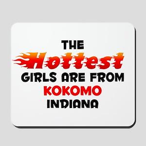 Hot Girls: Kokomo, IN Mousepad
