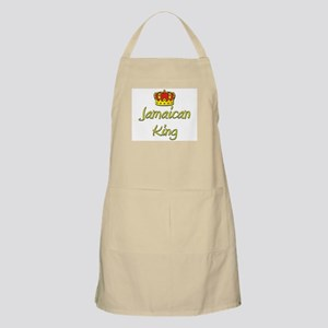Jamaican King BBQ Apron