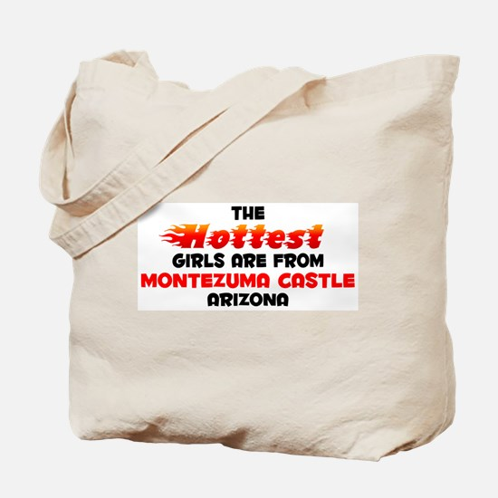 Hot Girls: Montezuma Ca, AZ Tote Bag