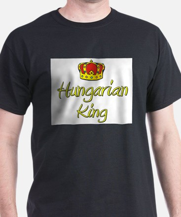 Hungarian King T-Shirt
