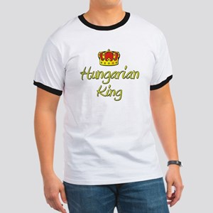 Hungarian King Ringer T