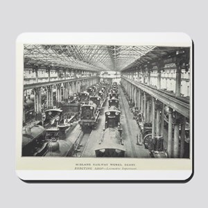 Midland Works Derby Mousepad
