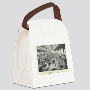 Midland Works Derby Canvas Lunch Bag