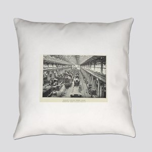 Midland Works Derby Everyday Pillow