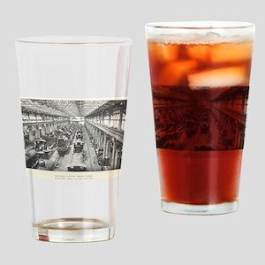 Midland Works Derby Drinking Glass