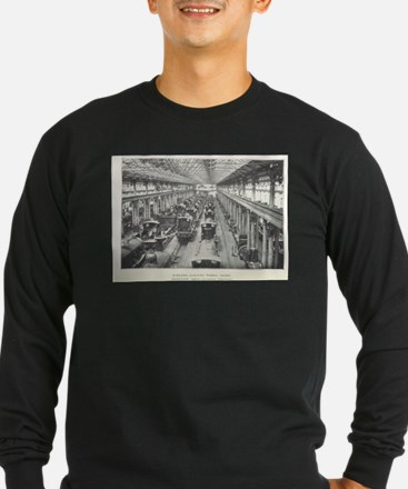 Midland Works Derby Long Sleeve T-Shirt