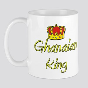 Ghanaian King Mug