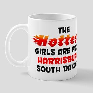 Hot Girls: Harrisburg, SD Mug
