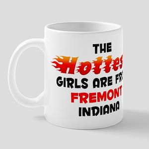Hot Girls: Fremont, IN Mug