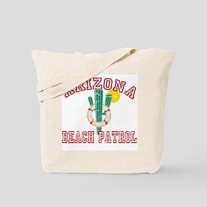 Arizona Beach Patrol Tote Bag