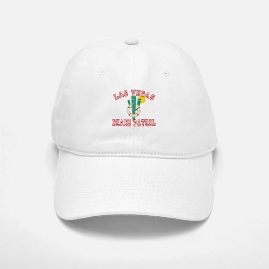 Las Vegas Beach Patrol Baseball Baseball Cap