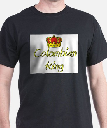 Colombian King T-Shirt