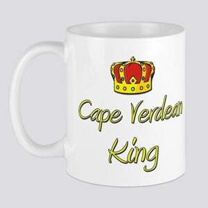 Cape Verdean King Mug