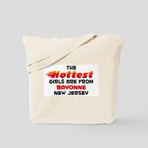 Hot Girls: Bayonne, NJ Tote Bag