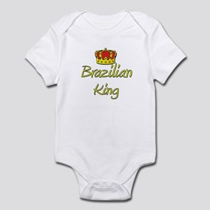 Brazilian King Infant Bodysuit