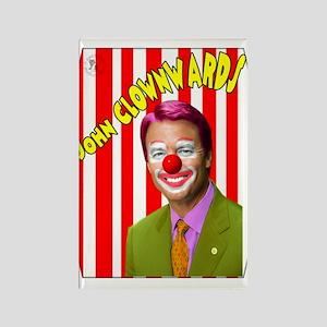John Edwards Rectangle Magnet (10 pack)