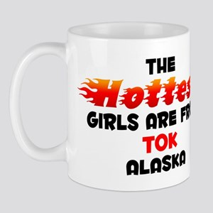 Hot Girls: Tok, AK Mug