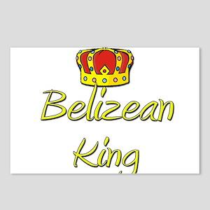 Belizean King Postcards (Package of 8)