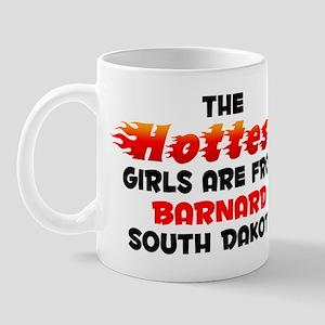 Hot Girls: Barnard, SD Mug