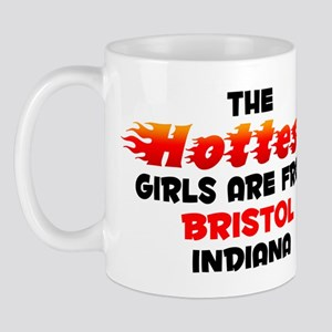 Hot Girls: Bristol, IN Mug