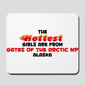 Hot Girls: Gates of the, AK Mousepad